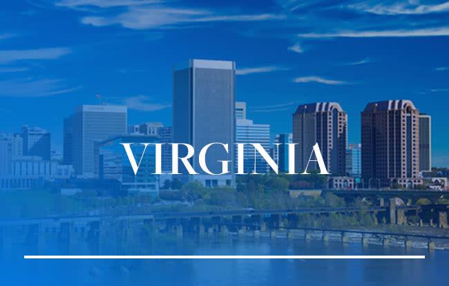 Virginia locations by Morgan Properties