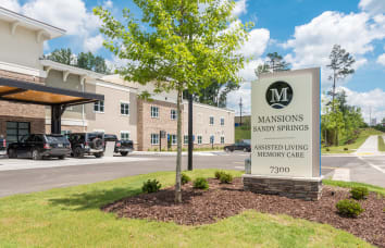The Mansions at Sandy Springs, a Heritage Senior Living in Blue Bell, Pennsylvania community