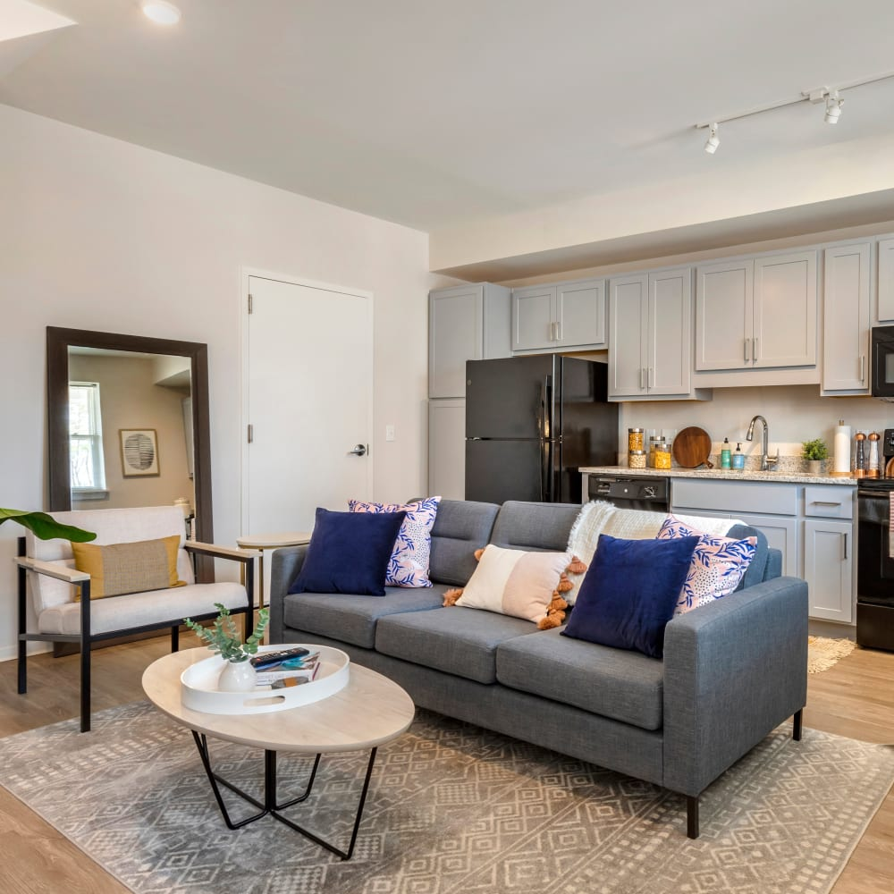 View our floor plans at LATITUDE on Hillsborough in Raleigh, North Carolina