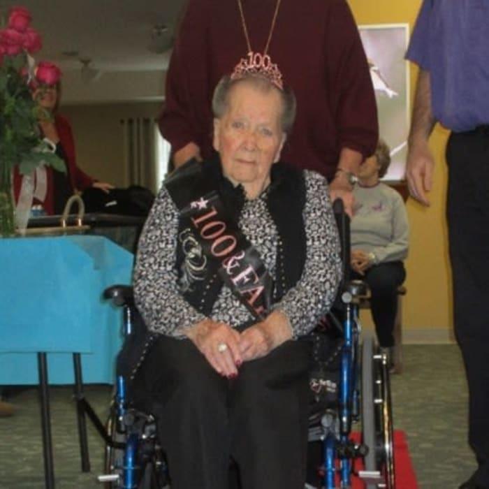 Our Dare to Dream program at Milestone Senior Living Tomahawk in Tomahawk, Wisconsin