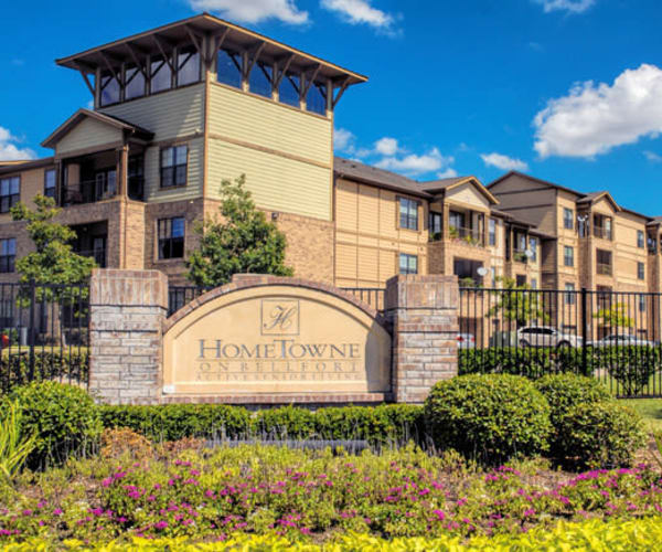 An affordable senior and family living community managed by Integrated Real Estate Group, based in Southlake, Texas
