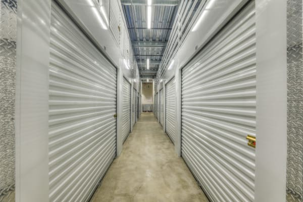 Interior of StorQuest Self Storage in Aurora, CO