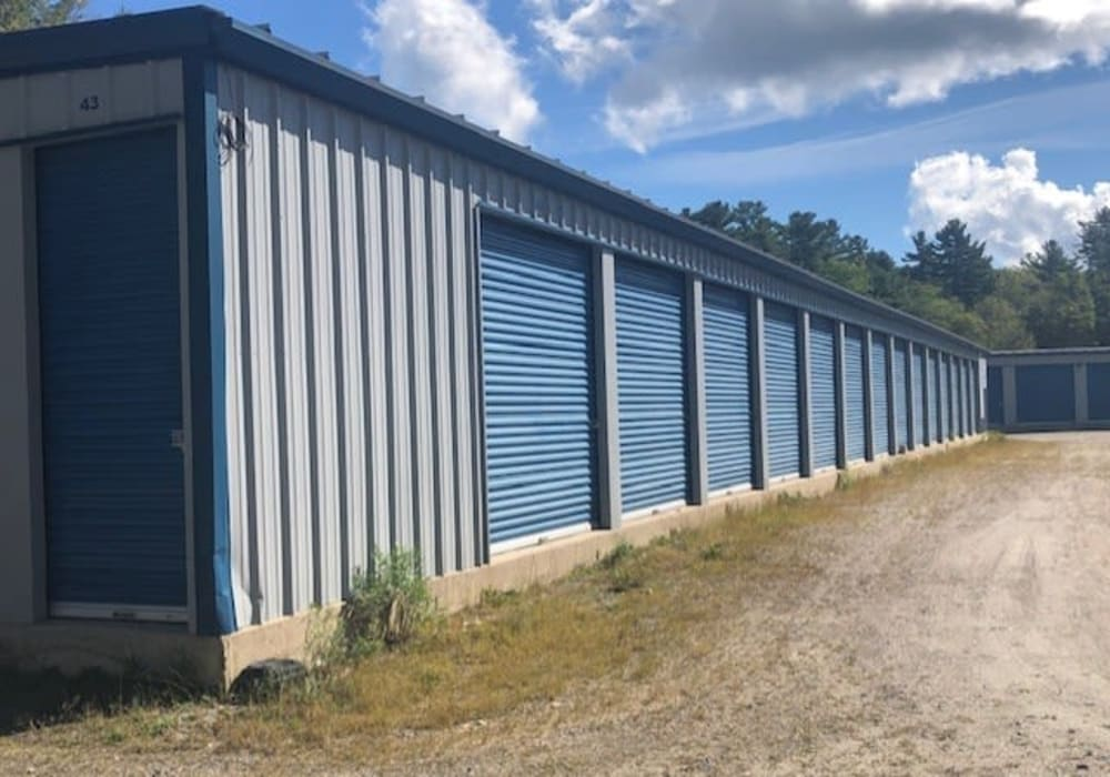 Apple Self Storage - Port Carling in Port Carling, Ontario, is securely gated