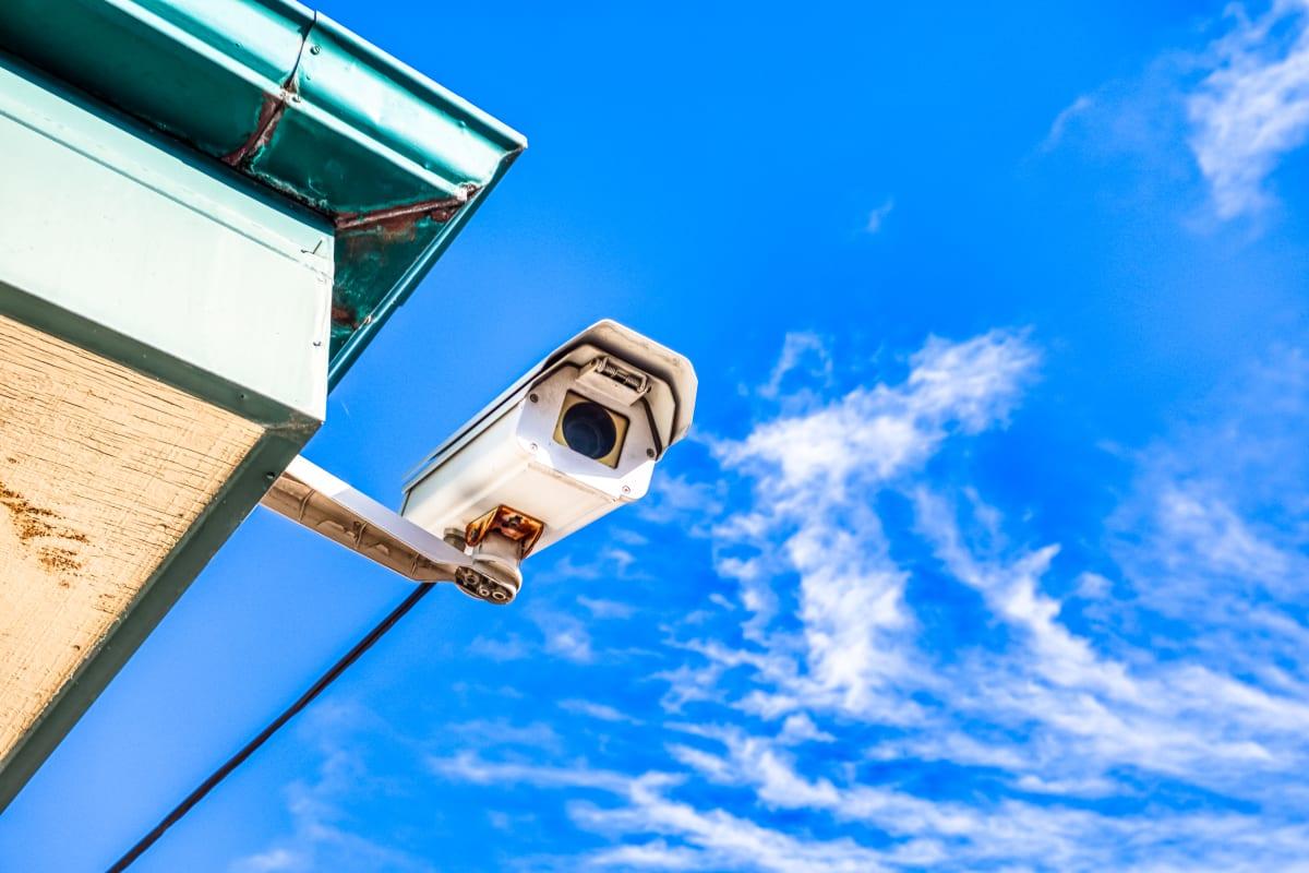 Security monitoring at Devon Self Storage in Milwaukee, Wisconsin