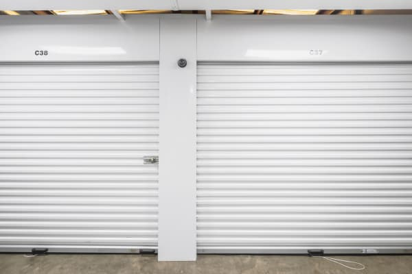 Climate-controlled storage units at Citizen Storage in Bartlett, Tennessee