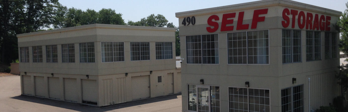 Self storage in Meriden CT