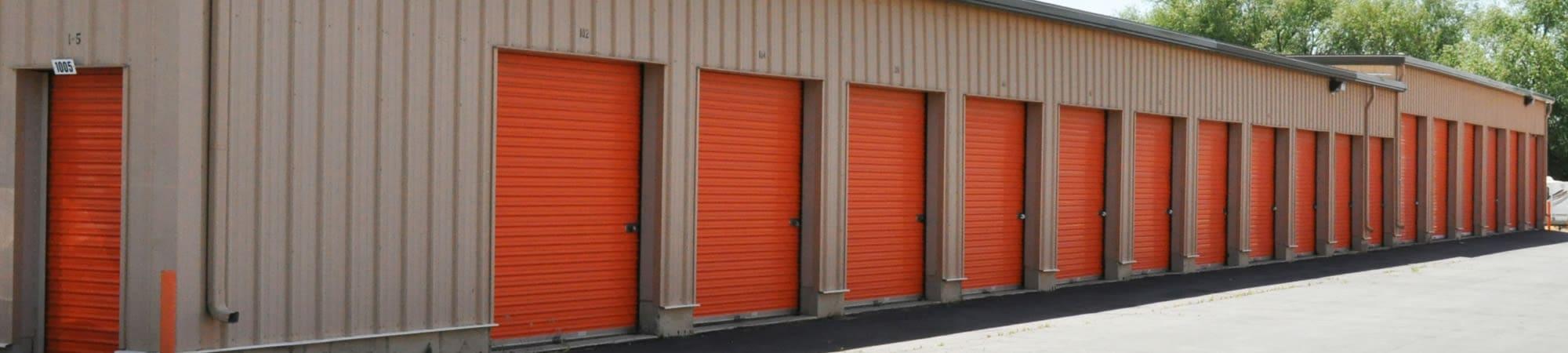 Lock It Up Self Storage self storage units for rent in North Ogden, Utah