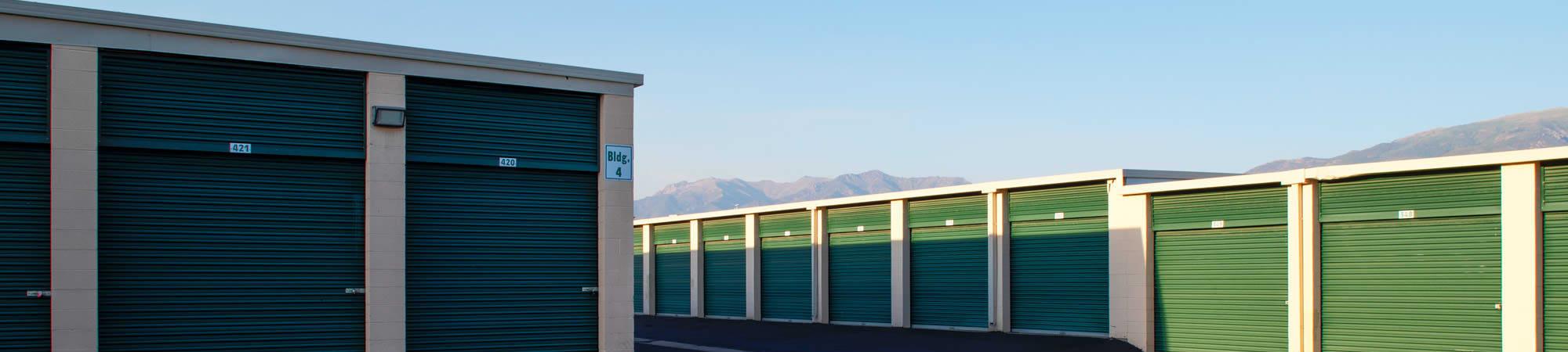 Lock It Up Self Storage self storage units for rent in Layton, Utah