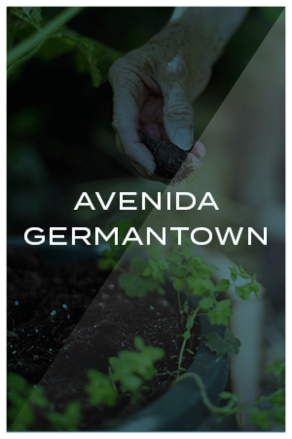 Germantown custom photo card
