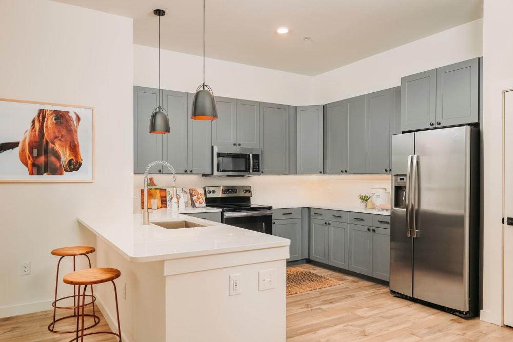 Kitchen at The Copeland in Austin
