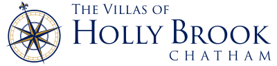 Villas of Holly Brook Chatham logo