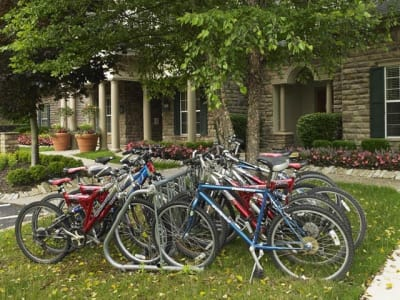 Community amenities at Highlands of Montour Run in Coraopolis, PA