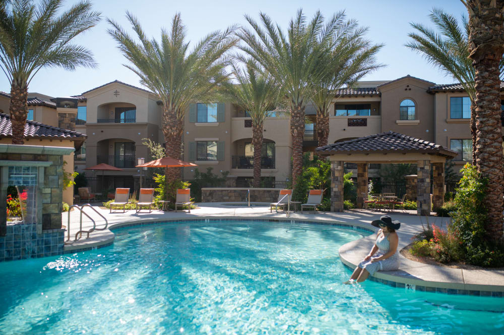 View the amenities at San Piedra in Mesa, Arizona