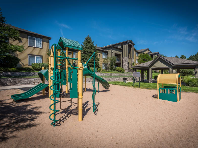 Playground at Elevate at Red Rocks in Lakewood, Colorado