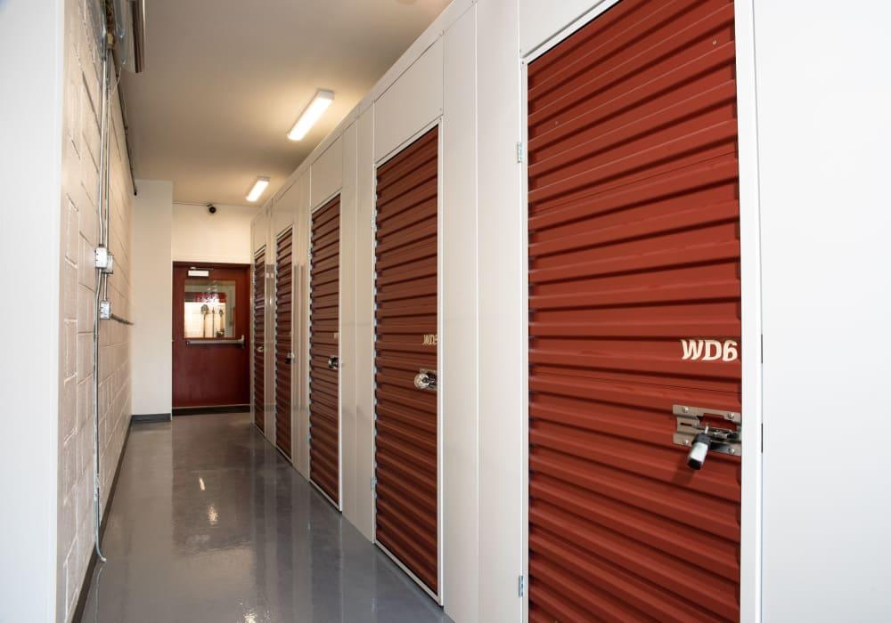 Interior units available at Doane Road Storage in Queensville, Ontario