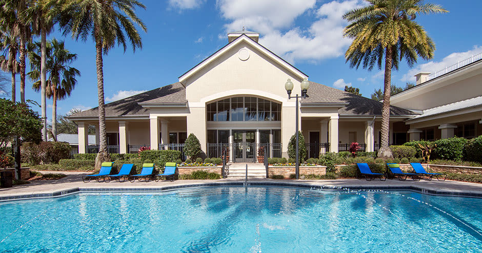 Learn more about our apartment community at The Estates at Park Avenue in Orlando