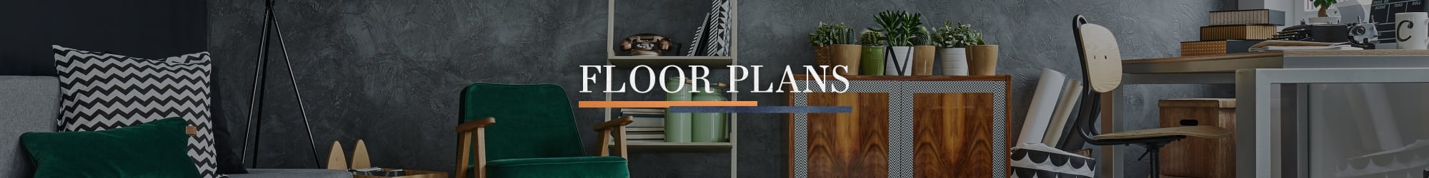 Floor plans at Alloy by Alta in College Park, Maryland