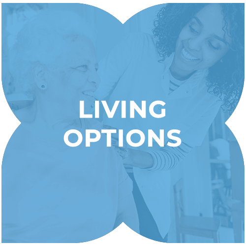 Living options at Harmony Senior Services in Charleston, South Carolina