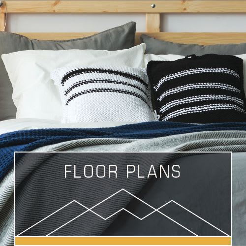 View our floor plans at Montair Apartment Homes in Thornton, CO