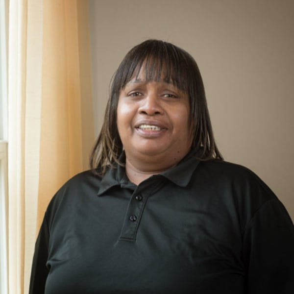 Debra Jones, Dining Services Director at Randall Residence of Decatur in Decatur, Illinois