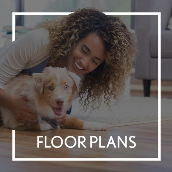 View floor plans at The Alcott in Denver, Colorado