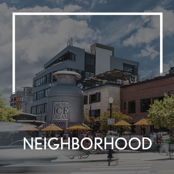 View neighborhood info for The Alcott in Denver, Colorado