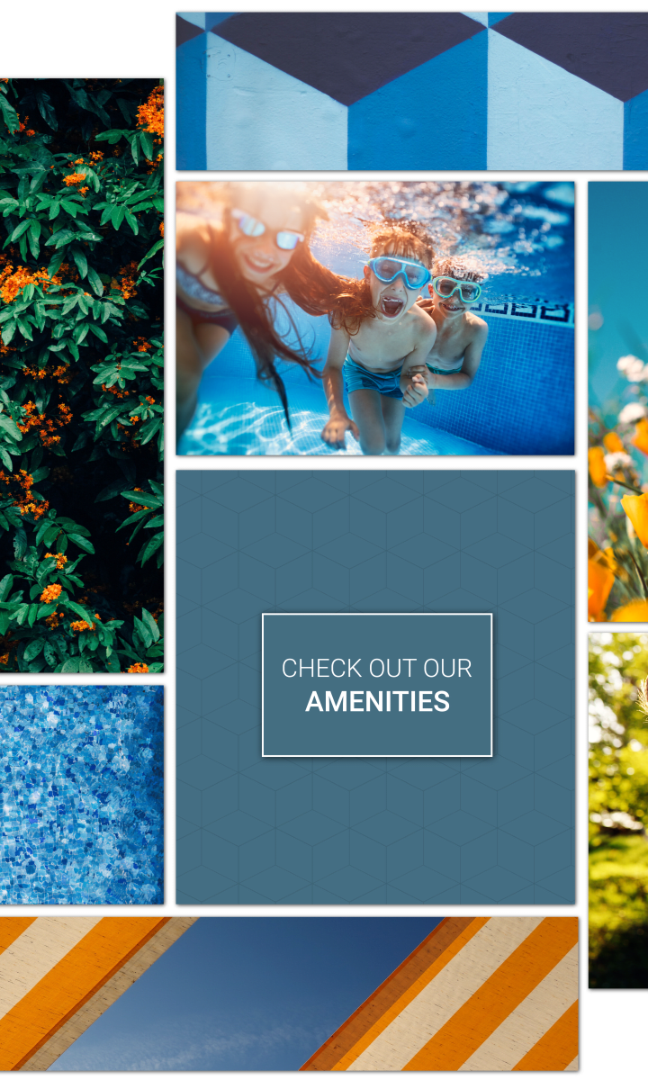 View amenities at West Fifth Apartments in Ontario, California