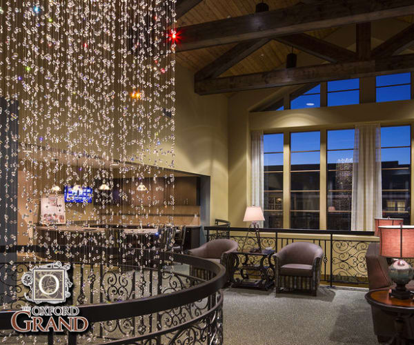 Luxury awaits at The Oxford Grand Assisted Living & Memory Care