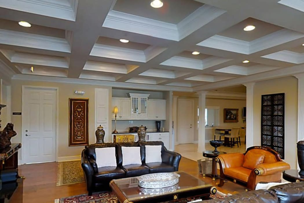 The clubhouse at Lexington Park Apartment Homes in North Little Rock, Arkansas