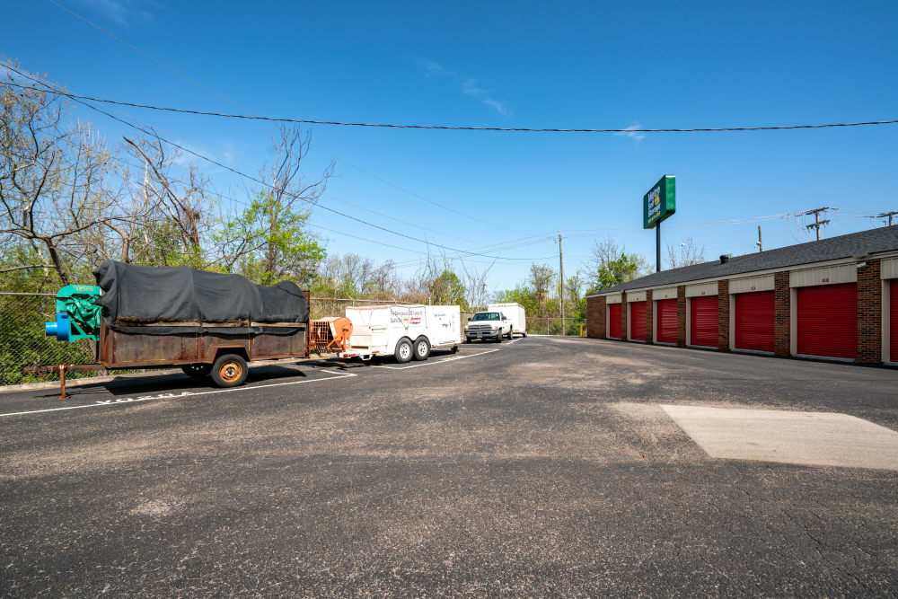 RV and Boat Parking at Metro Self Storage in Knoxville, TN