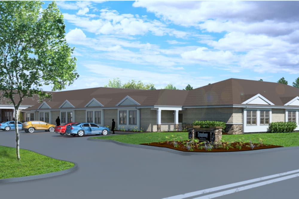 Exceptional Memory Care coming soon to Symphony at Cherry Hill