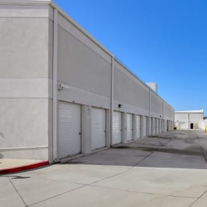 Convenient outside storage units at Lake Forest, California at A-1 Self Storage