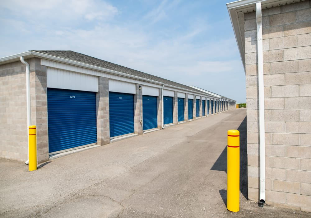 Storage units for rent at Apple Self Storage - Bowmanville in Bowmanville, Ontario