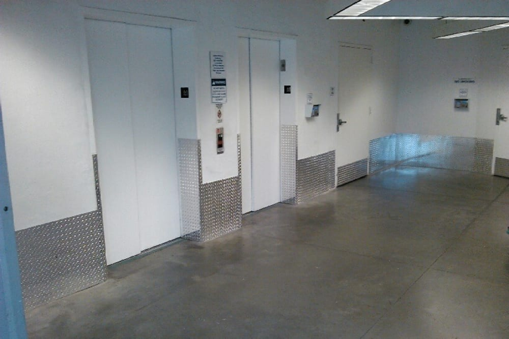 Storage Units with Elevator Access at Storage Etc... Woodland Hills