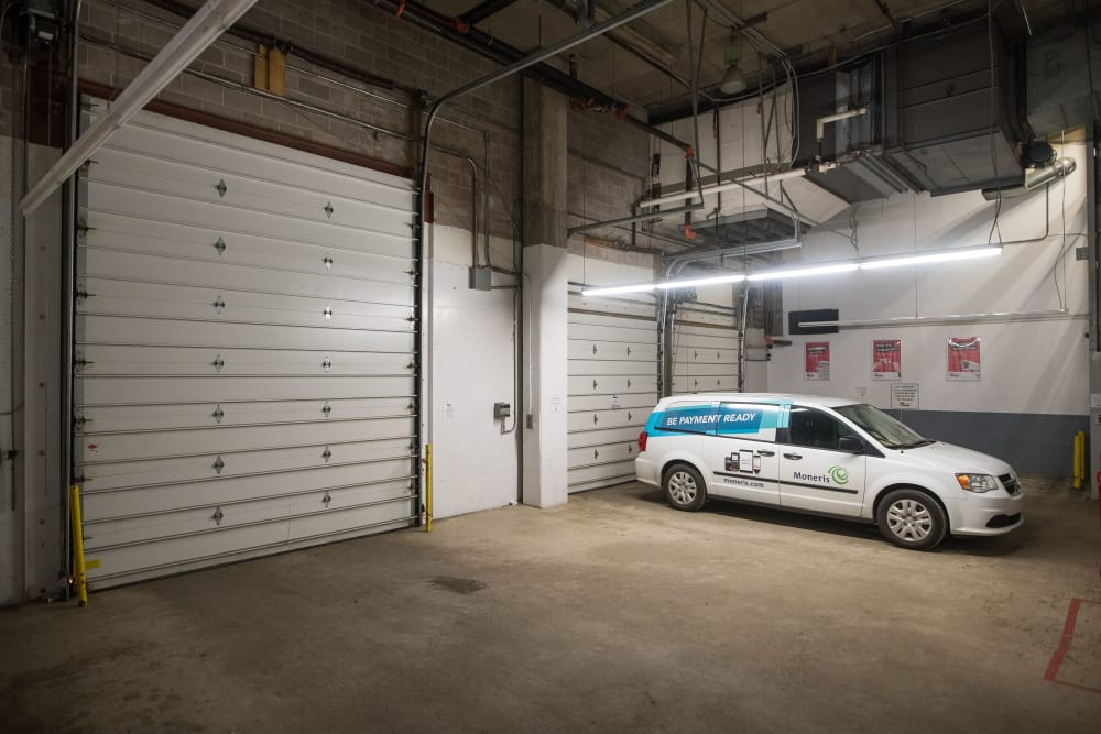 Car storage is available at Apple Self Storage - Halifax Westend in Halifax, Nova Scotia