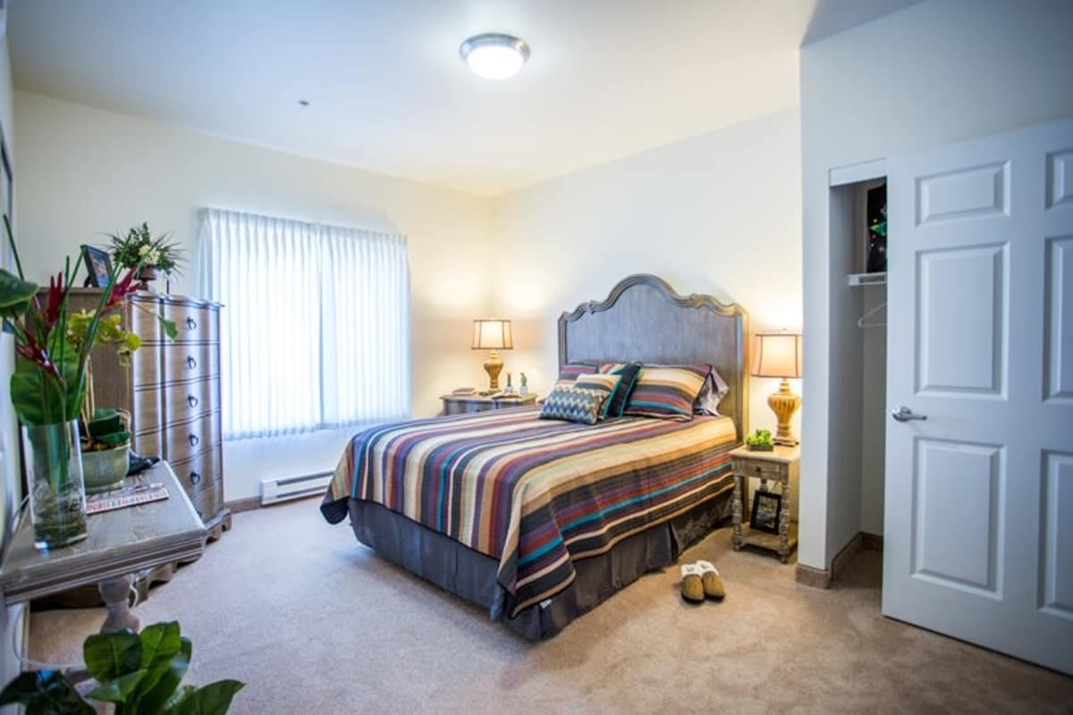 Floor plans at The Palms at La Quinta Assisted Living and Memory Care in La Quinta, California