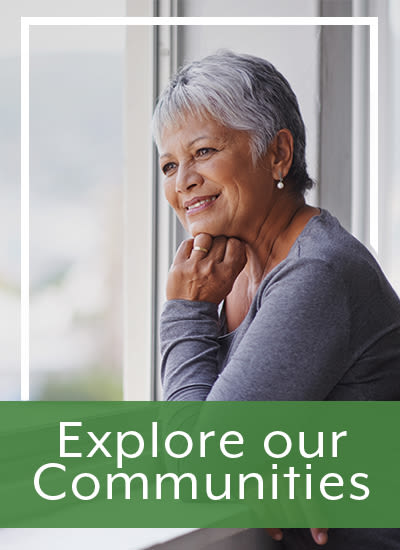 Explore our communities with Touchmark Central Office in Beaverton, Oregon