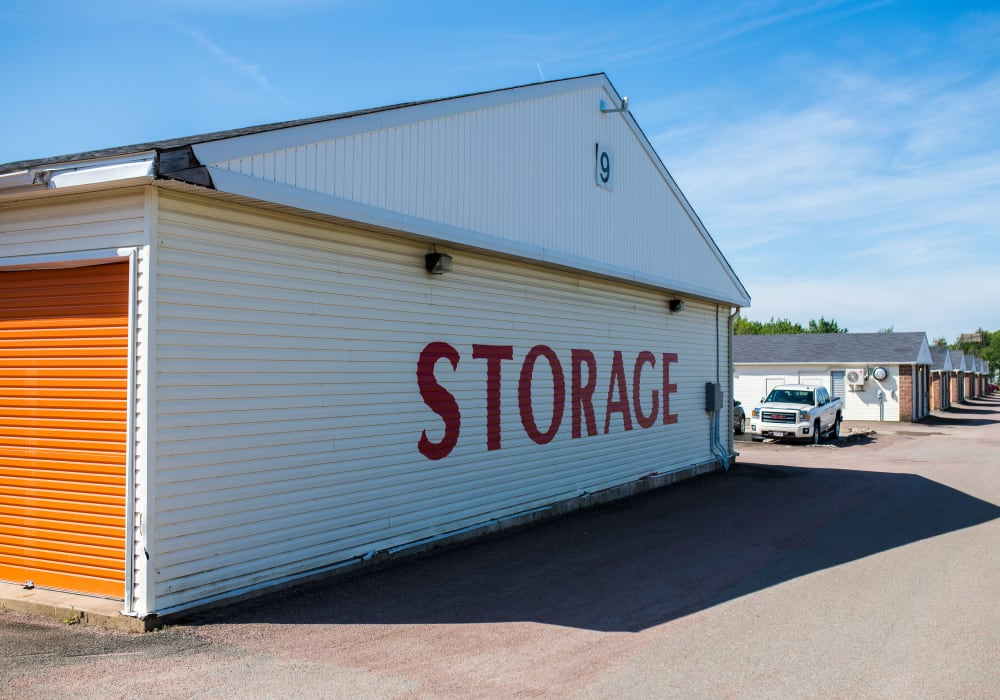 Storage at Apple Self Storage - Dieppe in Dieppe, New Brunswick