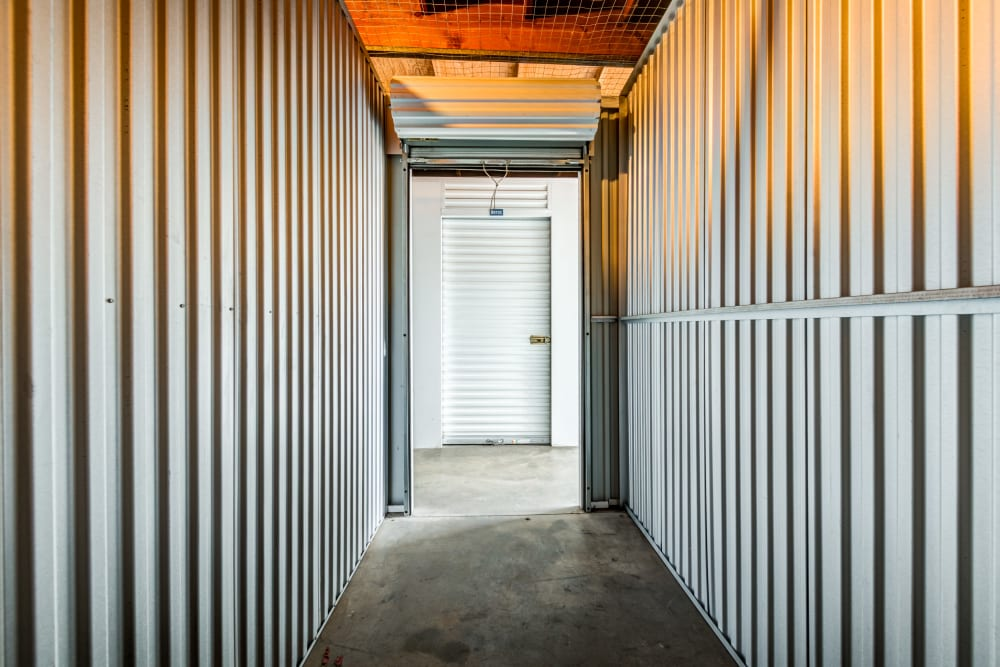 Interior of Units at Storage Etc... Anaheim
