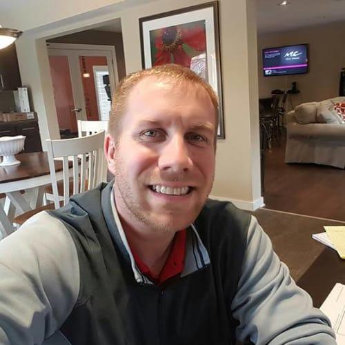 Zachary Brinker, Regional Manager