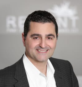 Paul Ragaini at Reliant Real Estate Management in Roswell, Georgia