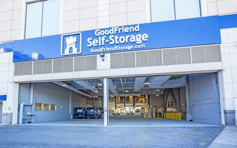 Leave a review for GoodFriend Self Storage New Rochelle