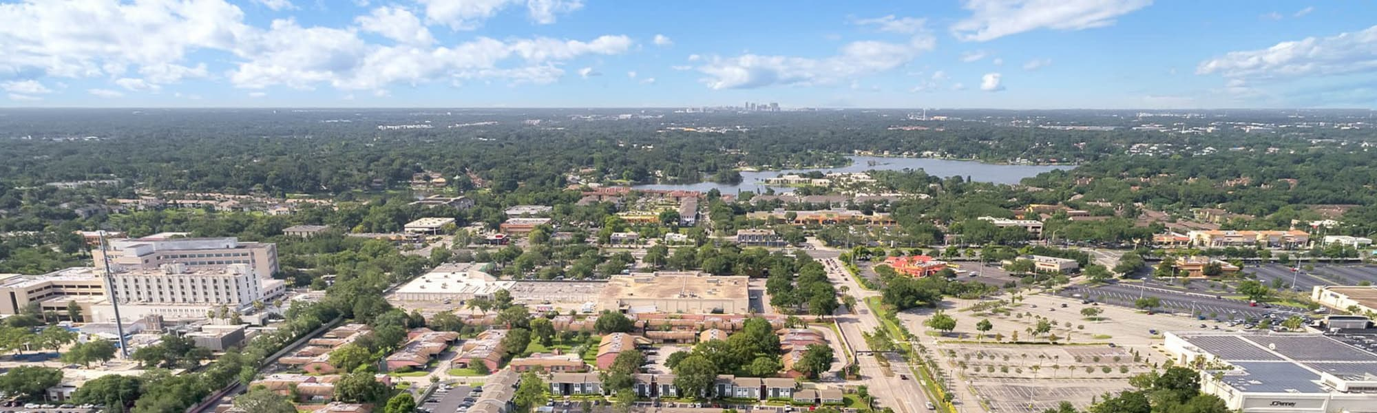 Altamonte Springs apartments for rent have a wonderful neighborhood for the family
