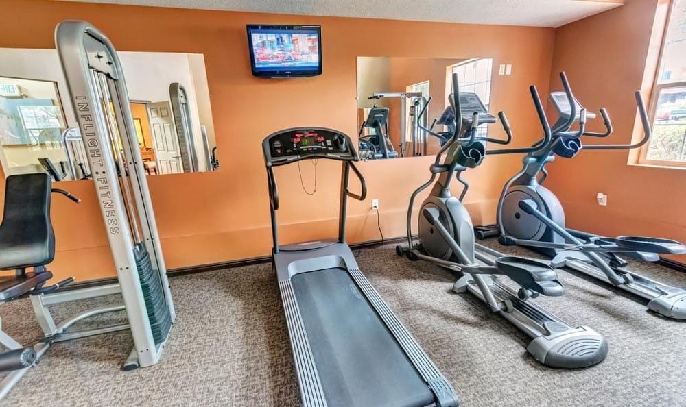 Fitness Center at Seasons at Pebble Creek in Salt Lake City, UT