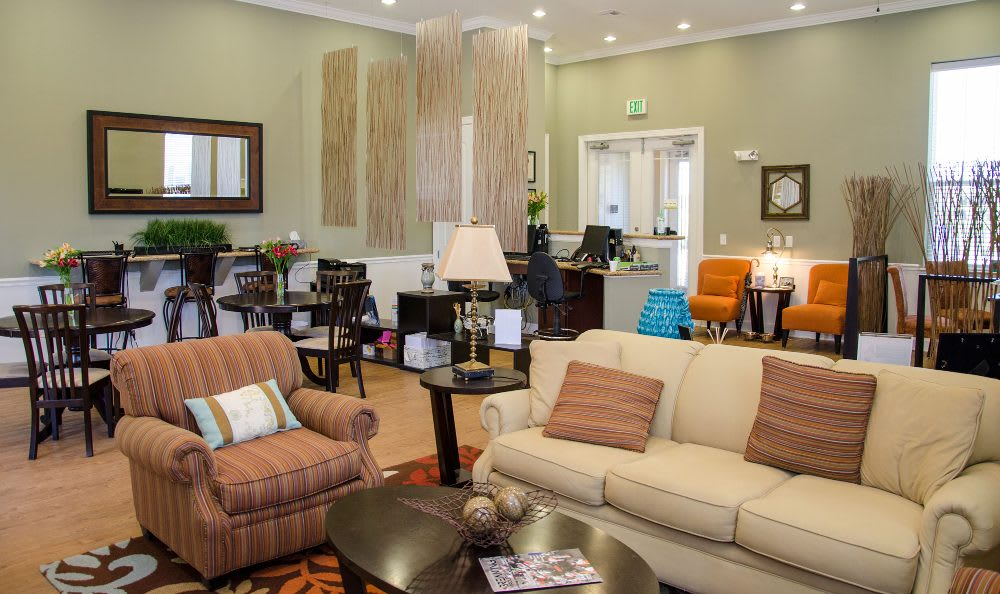 Superb clubhouse at Springs at Bettendorf
