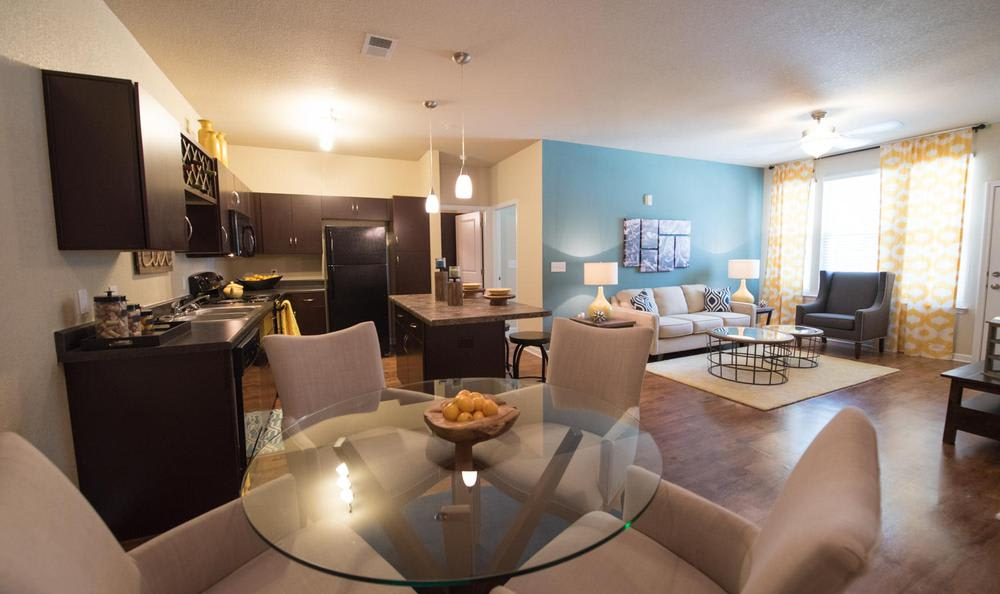 luxurious apartment at Springs at Essex Farms in Charleston, SC