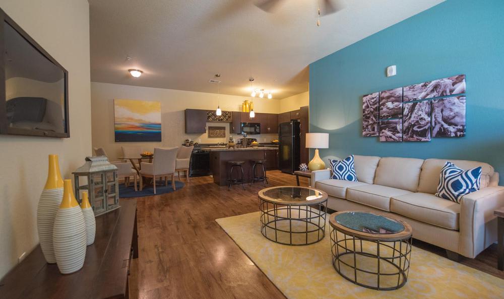 spacious apartment at Springs at Essex Farms in Charleston, SC