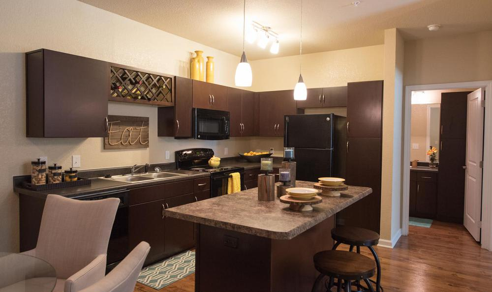 well design kitchen room at Springs at Essex Farms in Charleston, SC