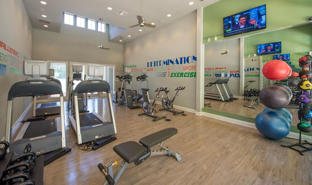 Springs at Memorial fitness center in Oklahoma