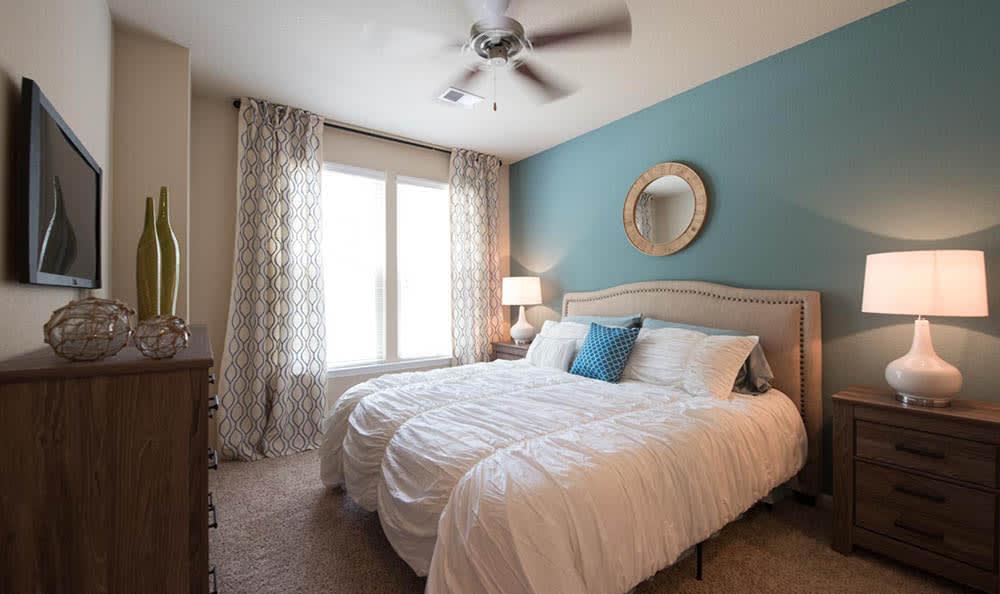 Spacious Bedroom at Springs at Cottonwood Creek Apartments